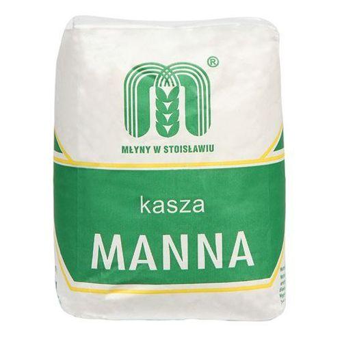 Młyny stoisław Kasza manna 1 kg (5900563000064)