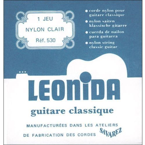 Savarez (656103) 530 struna do gitary klasycznej Leonida - G3
