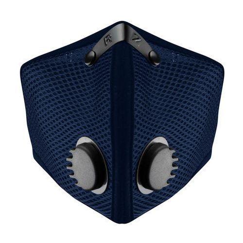 Maska antysmogowa i przeciwpyłowa RZ MASK M2 Navy Blue Mesh XL + DARMOWY TRANSPORT! (0814972020092)