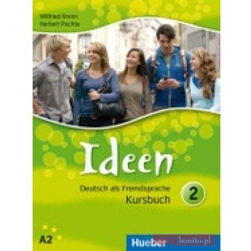 Ideen 2. Kursbuch ( podręcznik ), Duden Verlag / Hueber