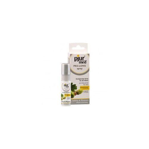 Pjur Spray przedłużający erekcję med pro-long spray 20 ml