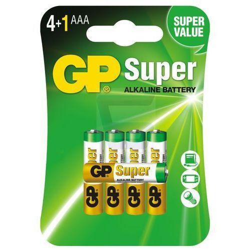 Gp 5 x bateria alkaliczna super alkaline lr03/aaa (4891199009174)