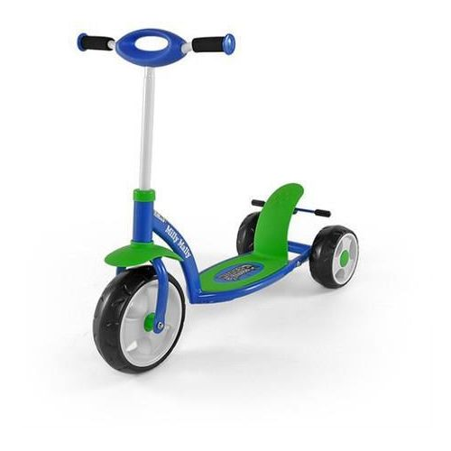 MILLY MALLY Crazy scooter blue-green