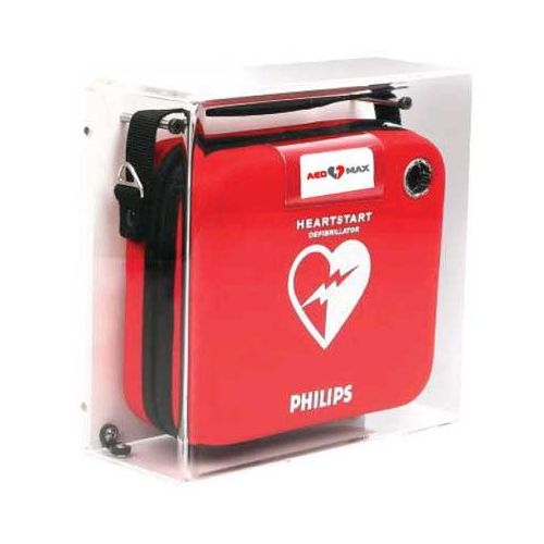 Gablota pleksi slim na defibrylator hs1 marki Philips