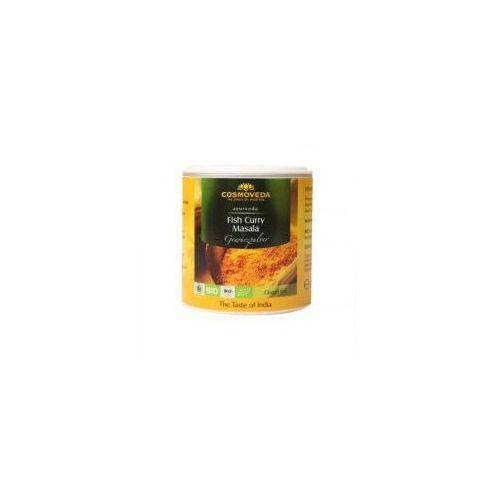 Cosmoveda Przyprawa do dań rybnych fish curry masala organiczna 80g