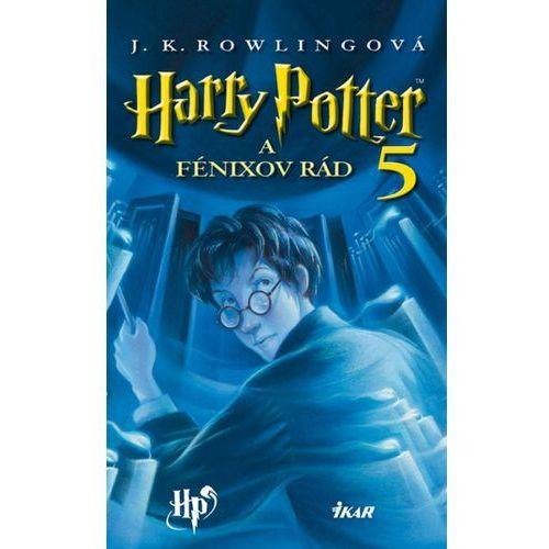 Harry Potter 5 - A Fénixov rád, 2. vydanie Rowlingová Joanne K.