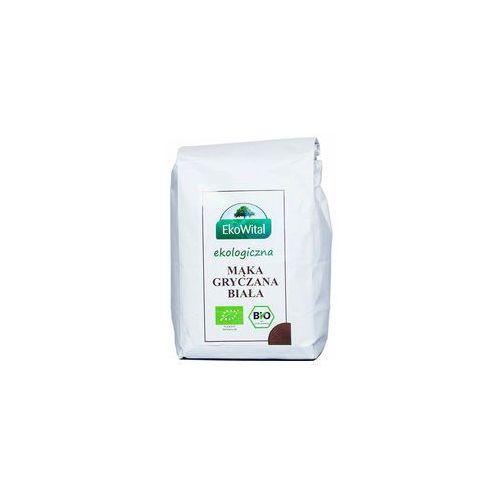 Mąka gryczana biała bio 500 g ekowital marki Eko wital