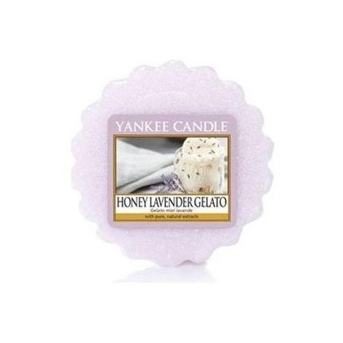 Yankee candle Wosk zapachowy yankee honey lavender gelato - ywhlg- natychmiastowa wysyłka, ponad 4000 punktów odbioru!