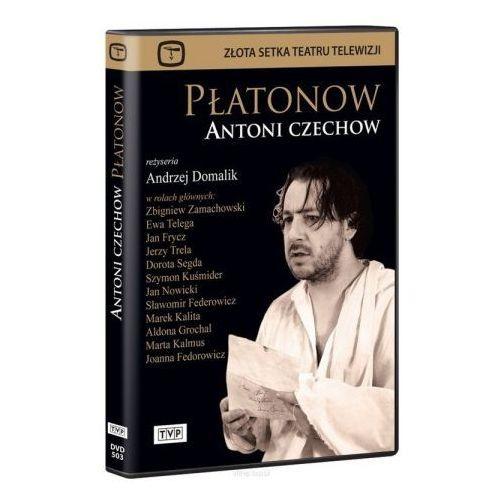 Telewizja polska Płatonow (złota setka teatru tv) (5902600069638)