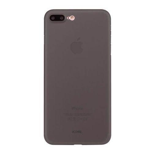 Jcpal Obudowa super slim case iphone 7 / 8 czarny (6954661849321)