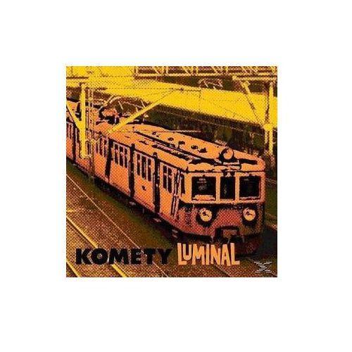 Luminal (CD) - Komety DARMOWA DOSTAWA KIOSK RUCHU (5905674941442)