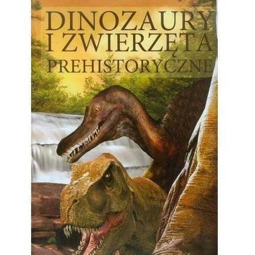 Dinozaury i zwierzęta prehistoryczne (96 str.)
