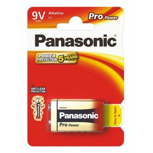 Panasonic Alkaline PRO Power 6LR61/9V (blister), PAN-APRLR61