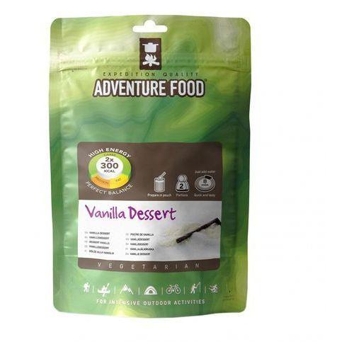 deser waniliowy żywność kempingowa podwójna porc marki Adventure food
