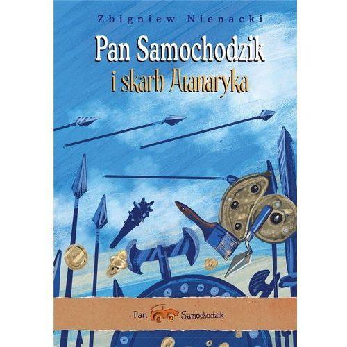 Pan Samochodzik i skarb Atanaryka (2018)