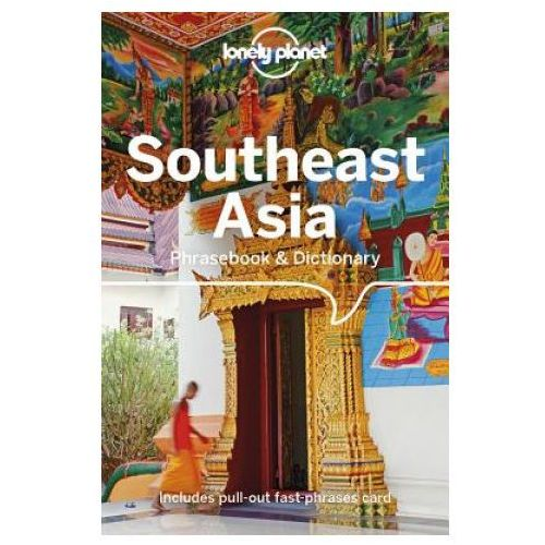 Lonely Planet Southeast Asia Phrasebook & Dictionary (9781786574855)