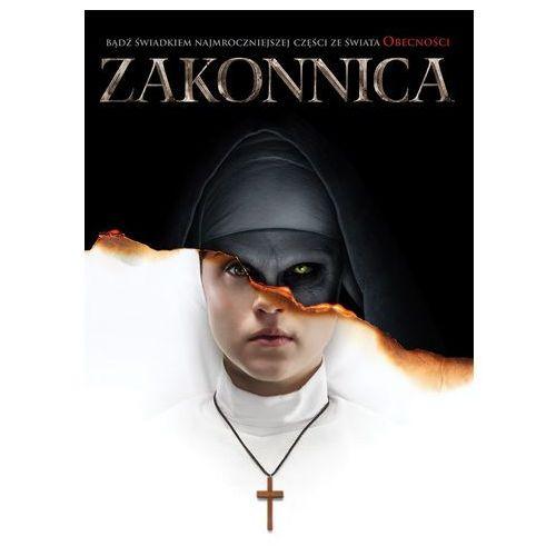 Corin hardy Zakonnica (płyta dvd) (7321930350397)