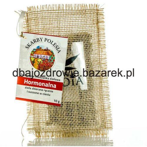 India cosmetics Herbata ziołowa hormonalna, , 10g