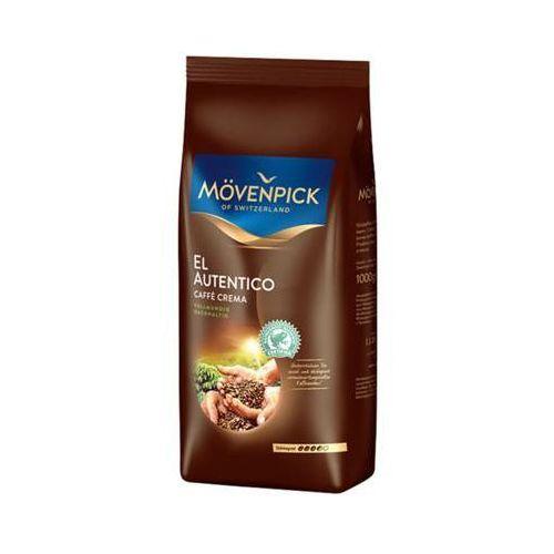 Movenpick 1kg el autentico caffe crema kawa ziarnista