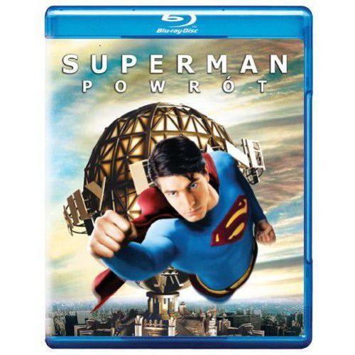 Galapagos films Superman. powrót