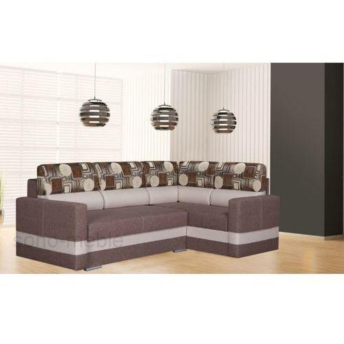 NAROŻNIK FIONA II BOKI salon pokój funkcja spania ROGÓWKA sofa - produkt z kategorii- narożniki