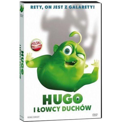 Kino świat Hugo i łowcy duchów - tobi baumann od 24,99zł darmowa dostawa kiosk ruchu