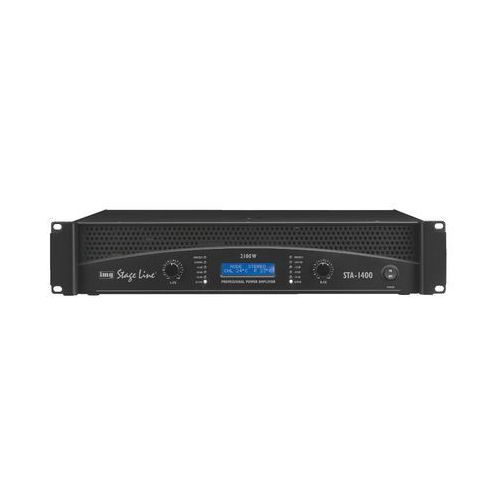 Profesjonalny wzmacniacz stereo PA STA-1400