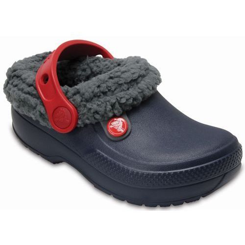 sandały classic blitzen iii clog navy state/slate grey, 27-28 (c10) marki Crocs