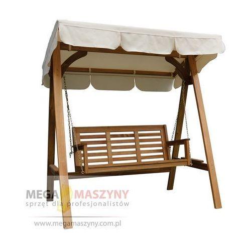 HECHT Huśtawka ogrodowa Swing - produkt dostępny w Megamaszyny - sprzęt dla profesjonalistów