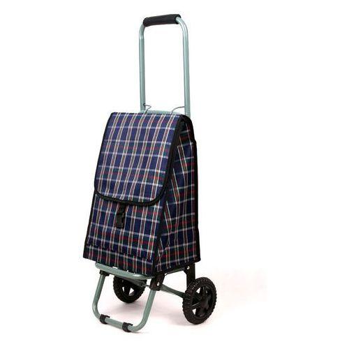 Wózek na zakupy ze składaną rączką S-K (wózek na zakupy)