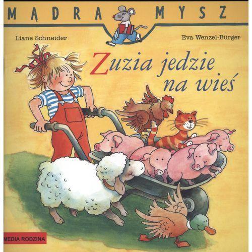 Zuzia jedzie na wieś, Media Rodzina