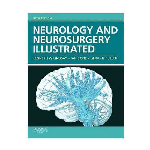 Neurology and Neurosurgery Illustrated 5e (9780443069574)