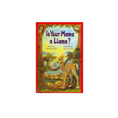 Is Your Mama a Llama (9780756982591)