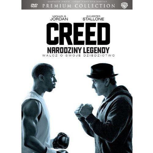 Ryan coogler Creed: narodziny legendy premium collection (dvd) - . darmowa dostawa do kiosku ruchu od 24,99zł
