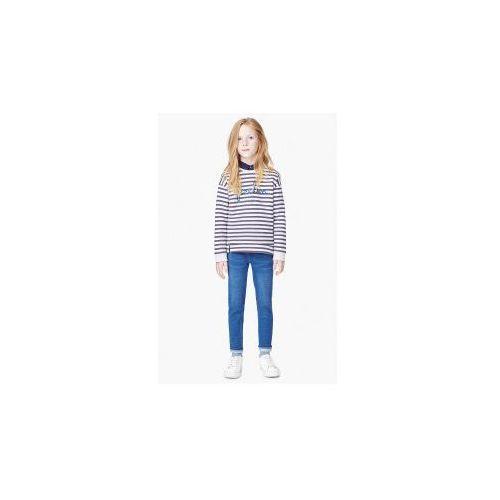 Mango Kids - Legginsy dziecięce Jegging 104-164cm - 542906 - sprawdź w ANSWEAR.com - unlimited fashion store