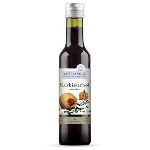Olej z pestek dyni virgin bio 250 ml - marki Bio planete
