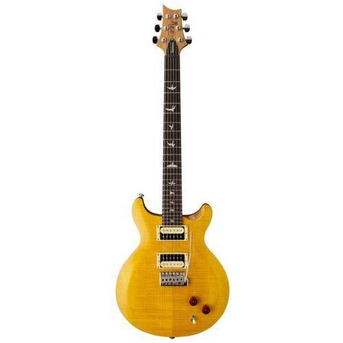 2017 se santana yellow - gitara elektryczna, sygnowana marki Prs