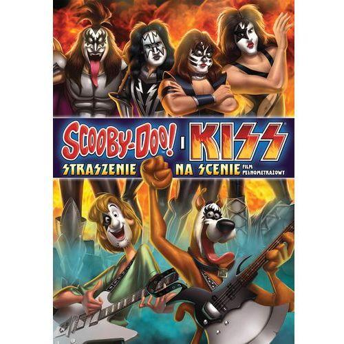 Scooby-doo i kiss: straszenie na scenie marki Spike brandt, tony cervone