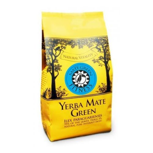 Natural vitality - mate green 400g yerba mate green fitness