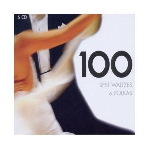100 BEST WALTZES & POLKAS - Różni Wykonawcy (Płyta CD)