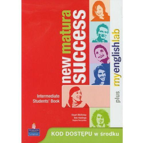 New Matura Success Intermediate Podręcznik + MyEnglishLab