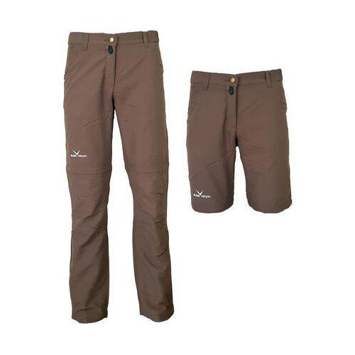 Damskie spodnie 2w1 Black Canyon AURORA, rozmiar M, kolor czarny