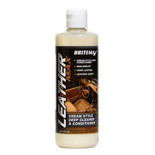 leather max - cleaner & conditioner 473ml for both leather & vinyl trim marki Britemax