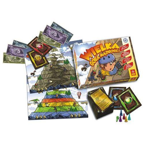 Trefl Wielka góra mądrości. gra planszowa (5900511006360)