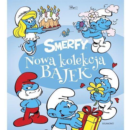 Smerfy Nowa kolekcja bajek (9788328136076)