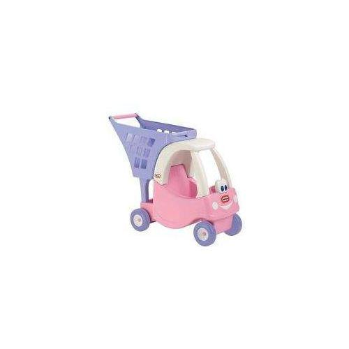 Wózek na zakupy z koszem Cozy Coupe Princess