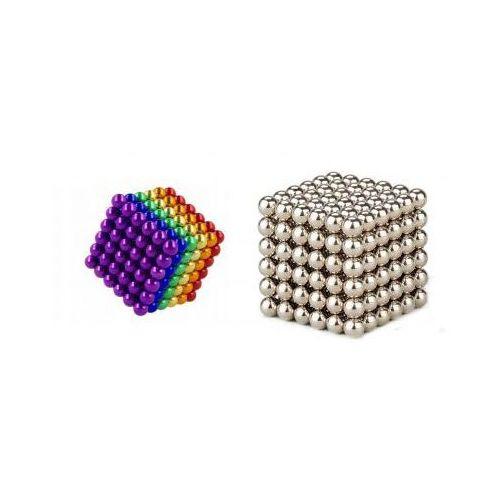 C.f.l. Kulki magnetyczne neodymowe neocube (średnica 5mm) 216szt. (2 werjse kolorystyczne).