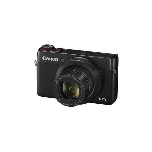 Canon PowerShot G7, matryca 20Mpx