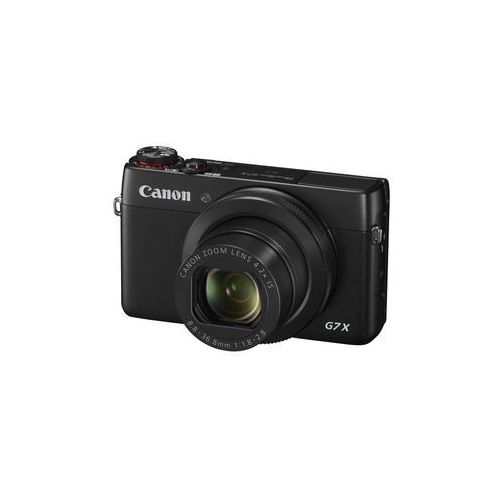 Canon PowerShot G7 [zoom optyczny 6x]