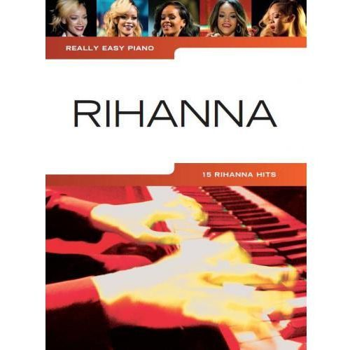 PWM RIHANNA REALLY EASY PIANO